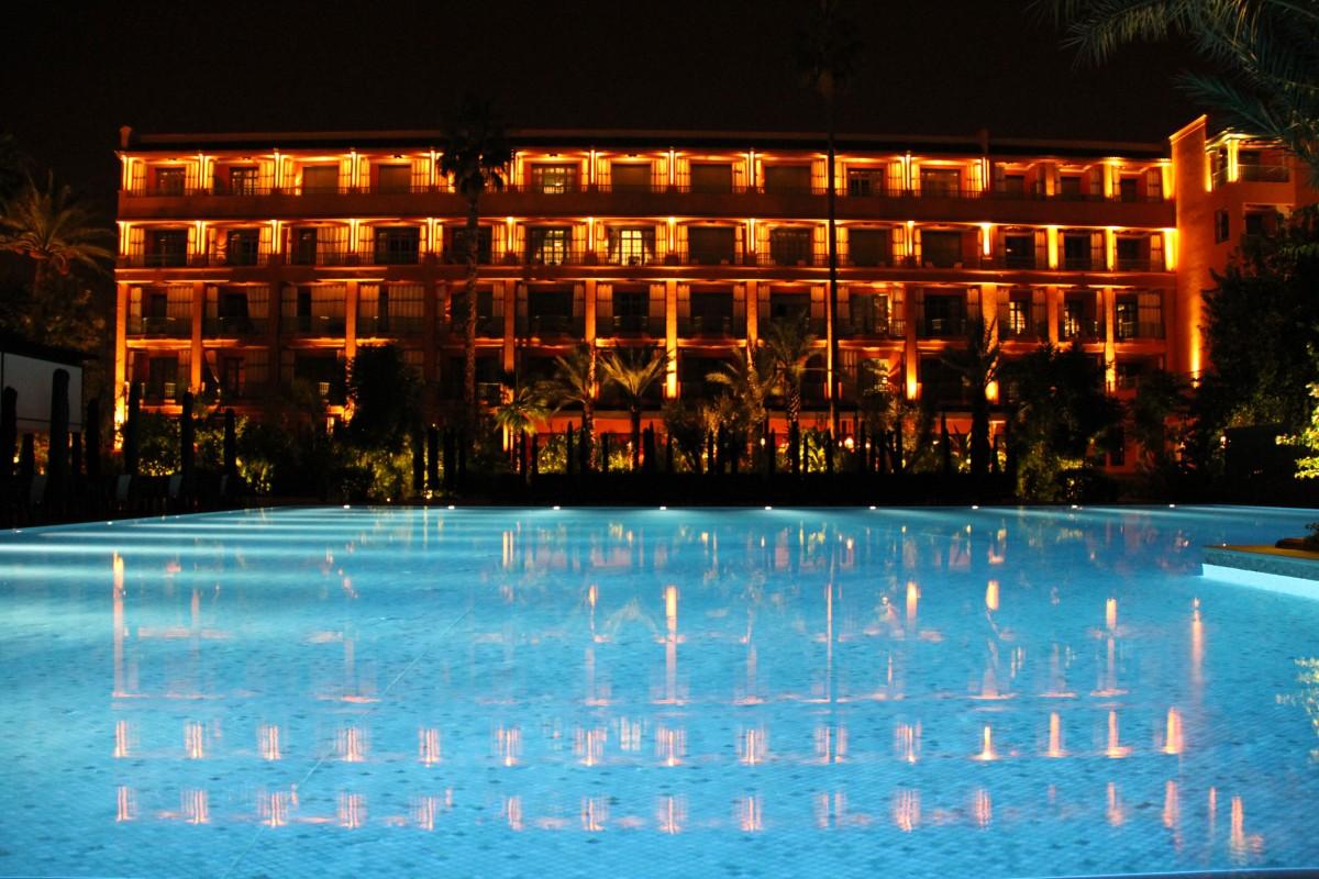 La Mamunia Hotel