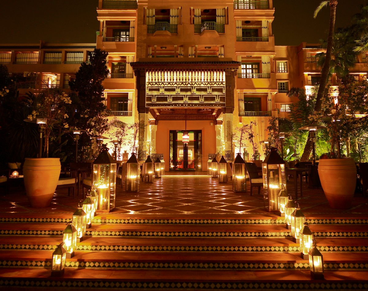 Hotel  Etoiles Marrakech Medina